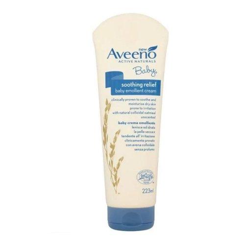 Aveeno Baby Emollient Cream 223ml