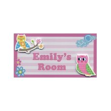 Emily My Room Sign