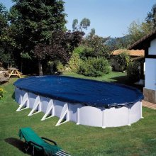 GRE Swimming Pool Cover Winter Cover 915 x 470 cm