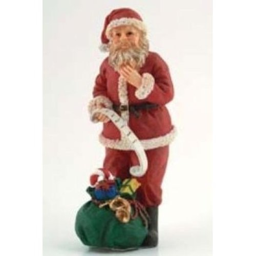 1:12 Scale Dolls for Doll Houses Father Christmas DP299