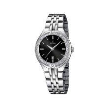 Festina F16867/2 Ladies Black Dial Multi-Function Watch