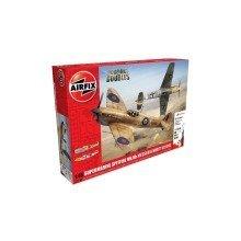 Air50160 - Airfix Dogfight Double Set - 1:48 - Spitfire Mkvb & Bf109e