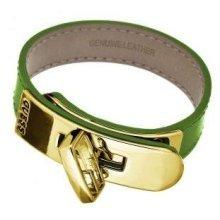 Guess PVD Gold Color Chic Bracelet UBB21318-L