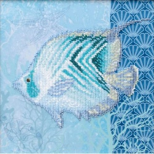 VDV Bead Embroidery Kit - Sea World - Fish