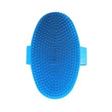 Rubber Pin Pad - Wahl Palm Pet Grooming Brush 125cm -  wahl rubber palm pad pet grooming pin brush 125 cm
