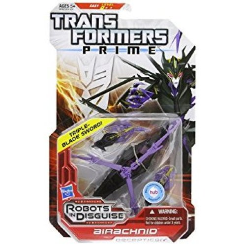 Transformers Prime Deluxe - Airachnid Action Figure New Sealed