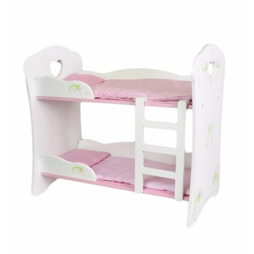 Wooden Dolls Bunk Beds
