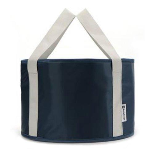15L Portable Folding Wash Basin Leak-proof Foldable Bucket Footbath Basin with Carrying Pouch #21