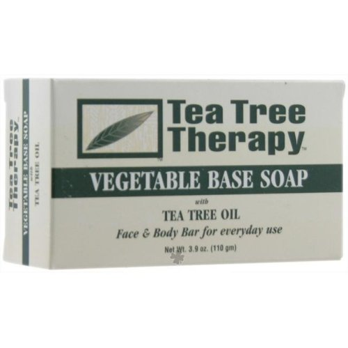 Tea Tree Therapy 83204 Tea Tree Vegetable Soap