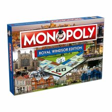Monopoly - Royal Windsor Edition Board Game