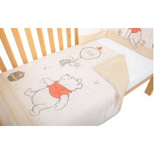 East Coast Winnie The Pooh Two Piece Bedding Set