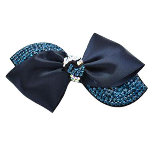 Fashionable Ladies Hair Decorations Elegant Hairpin Hair Clips Ribbons Hair Clasp D