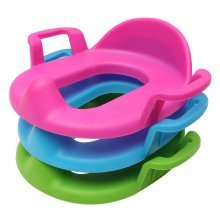 PC Soft Children Potty Training Seat Easy Clean Infant Kids Toddler Training Toilet Seat