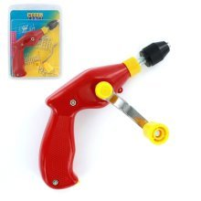 Hobby Hand Drill Plus Chuck -  hobby hand drill plus chuck drilling power tools model craft professional