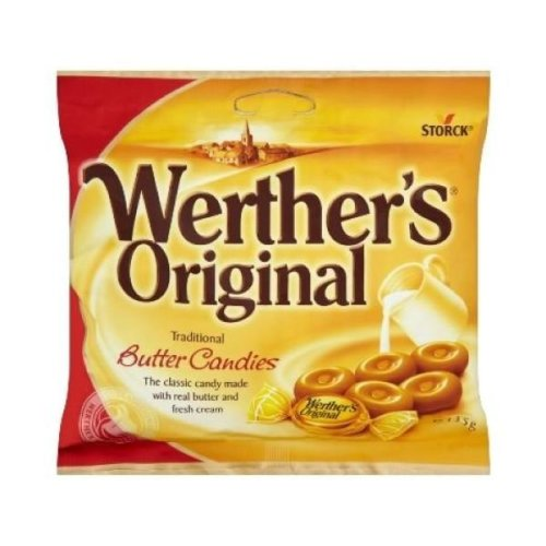 Werthers Orig Trad Butter Candies (15 x 135g)