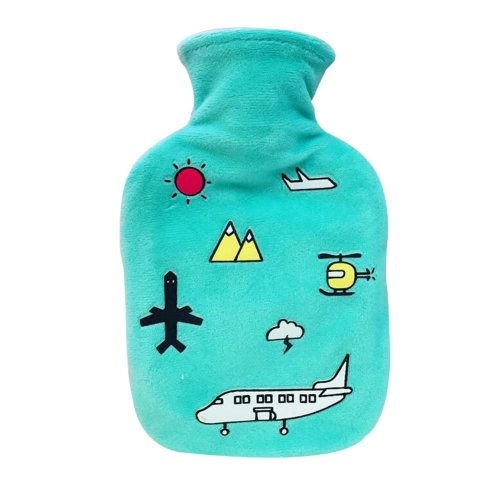 Hot Water Bag Lovely Hot Water Bottle Water Injection Hot Water Sack