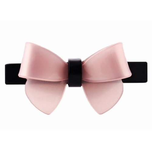 High Quality Cute Bowknot Hairpin Girl's Elegant Hair Barrette/Clip, A
