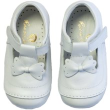 Classic Bow White