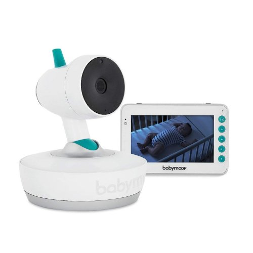 Babymoov Yoo Moov Motorised Video Baby Monitor