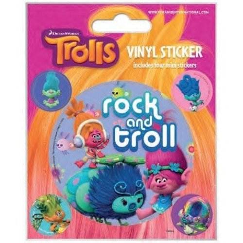 Trolls Stickers