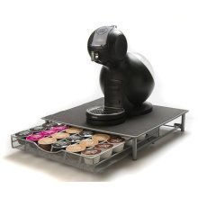 Dolce Gusto Compatible Coffee Capsule Stand For 36 Pods - Grey