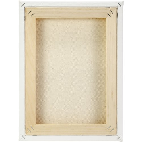 "Artist Series Stretched Canvas 9""X12""-White"