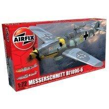 Air02029a - Airfix Series 2 - 1:72 - Messerschmitt Bf109g-6