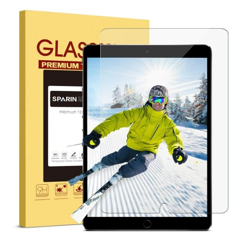 SPARIN Tempered Glass Screen Protector for iPad Pro 10.5""