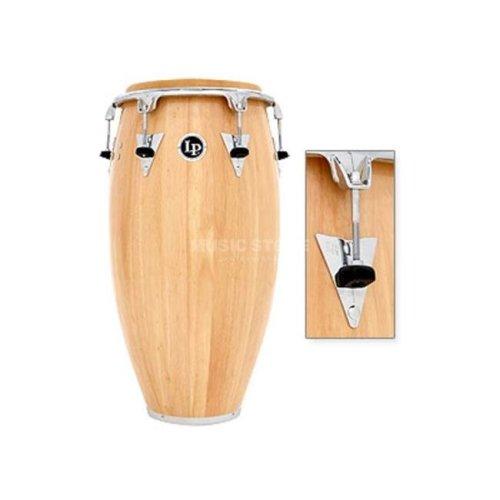 Latin Percussion LP522T-AWC 11 in. Cls Top Tuning Inquint, Natural Wood
