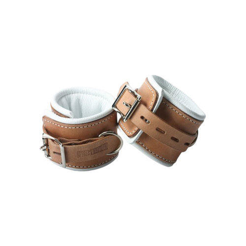 Strict Leather Padded Hospital Style Restraints  BDSM Hand cuffs - Strict Leather