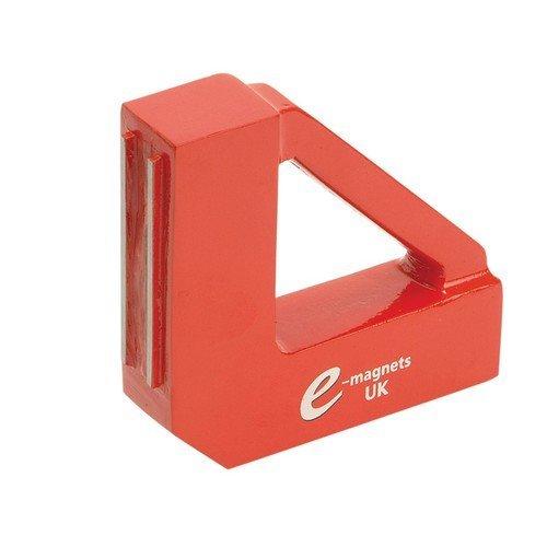 E-Magnets 971 Weld Clamp Magnet Heavy-Duty 90 Deg.
