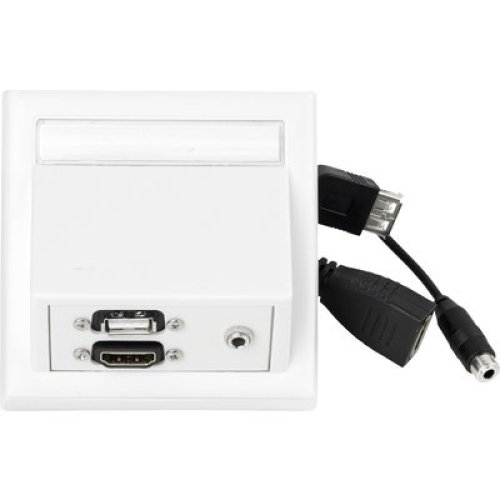 VivoLink WI221260 HDMI + USB A + 3.5mm