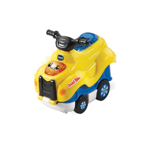 Vtech 510403 Toot-Toot Drivers Press N Go Quad Bike Toy