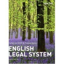 English Legal System (elliott and Quinn)