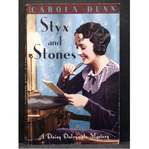 Styx and Stones seventh book in Daisy Dalrymple series