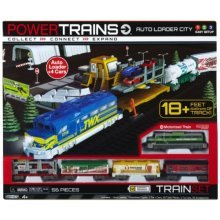 Power City Trains Auto Loader City