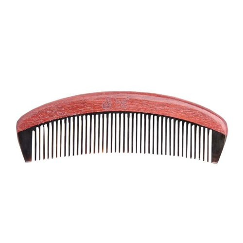 Healthy Handmade Antistatic Comb Buffalo Horn Comb for Adults