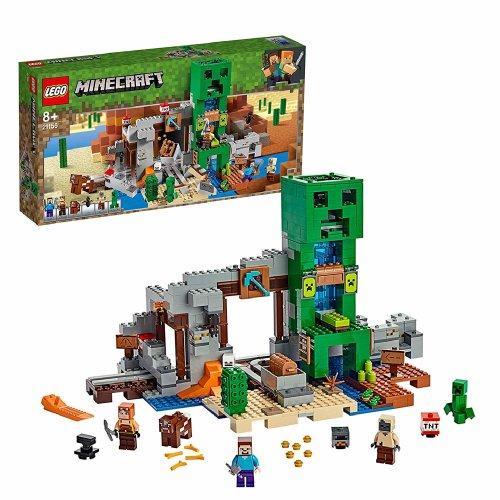 LEGO 21155 Minecraft: The Creeper Mine