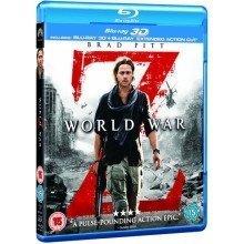 World War Z 3d (includes 2d Version)