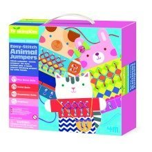 Easy Stitch Animal Jumpers - Young Minds
