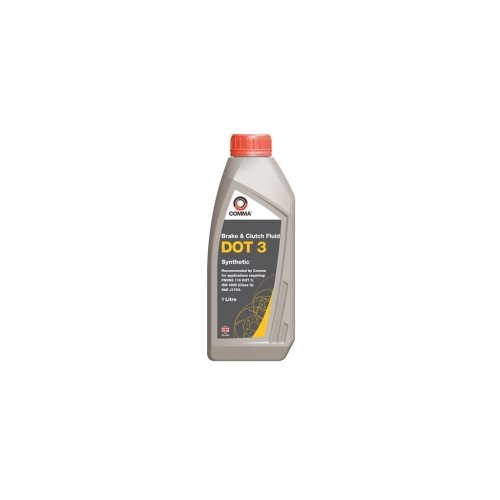 DOT 3 Synthetic Brake & Clutch Fluid - 1 Litre