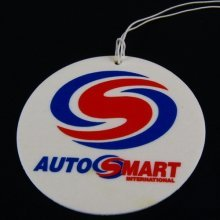 Autosmart - Air Freshener - Bubble Gum Fragrance for Car or House - Pack of 6