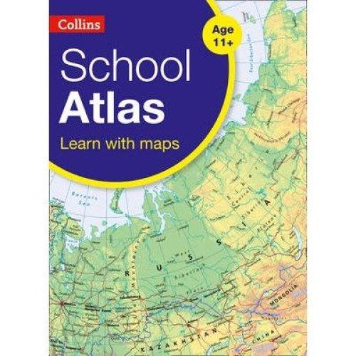 Collins School Atlas: Collins School Atlas