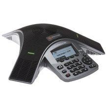 Polycom IP5000 (SIP) conference phone. 802.3af Power over Ethernet