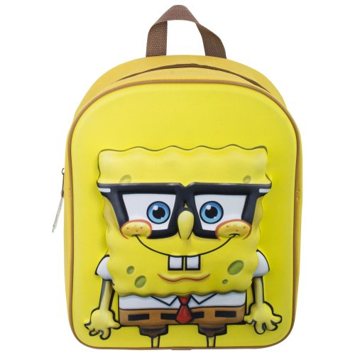 3D SpongeBob SquarePants Backpack