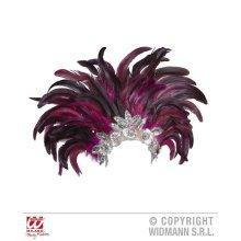 Rio Show Feathered Headdress