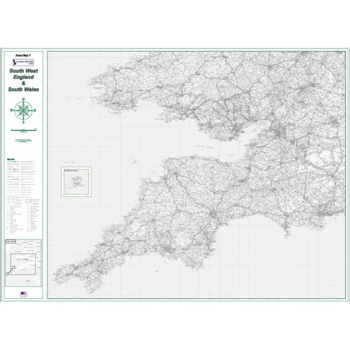 Road Map 8 South East England