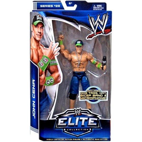 WWE Mattel Elite Series 28 Wrestling Figure - John Cena