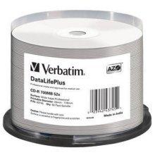 Verbatim CD-R 52x DataLifePlus CD-R 700MB 50pc(s)