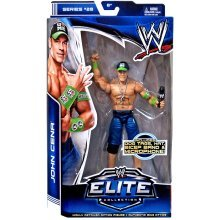 WWE Mattel Elite Series 28 John Cena Wrestling Action Figure